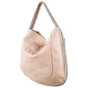 Salvatore Ferragamo Aria Large Leather Hobo Bag